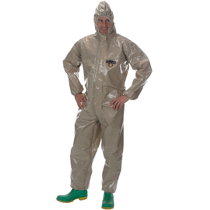 ChemMAX 4 C42166 Protective Coverall