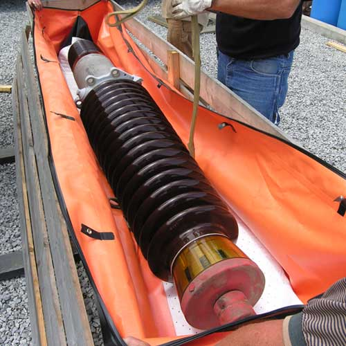 Insulator Bushing Sac Containment Bag
