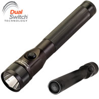 Streamlight Stinger flashlights