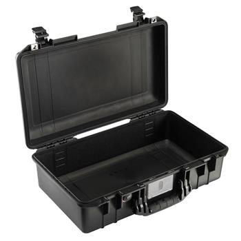 Black Pelican 1525 Air Case with no foam