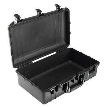 Black Pelican 1555 Air Case with no foam