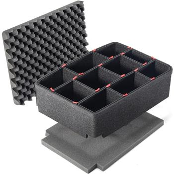 Pelican™ TrekPak™ divider system for the Pelican 1560 Case