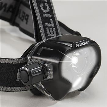 Pelican 2785 LED Headlamp Side View