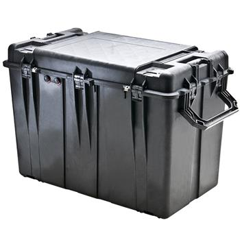 Black Pelican™ 0500 Transport Case with no foam