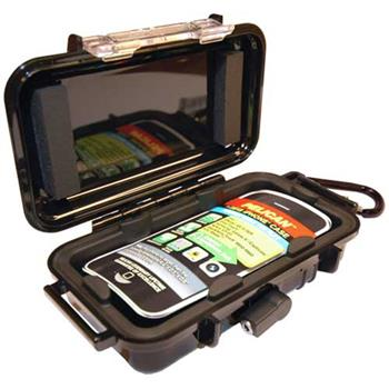 Black Pelican i1015 iPhone Case (Contents Not Included)