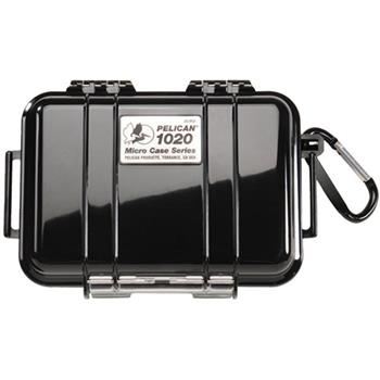 Black Pelican 1020 Micro Case with Black Liner