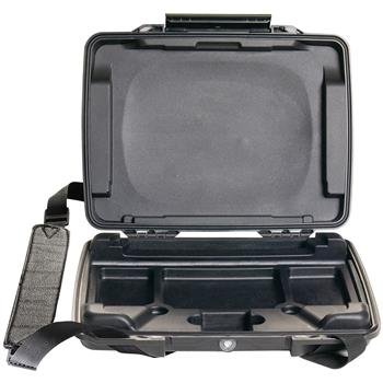 Black Pelican i1075 Hardback Case with iPad Insert
