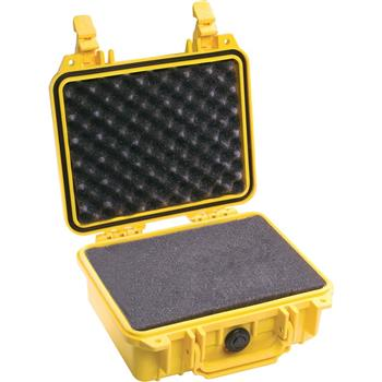 Yellow Pelican 1200 Case with Foam