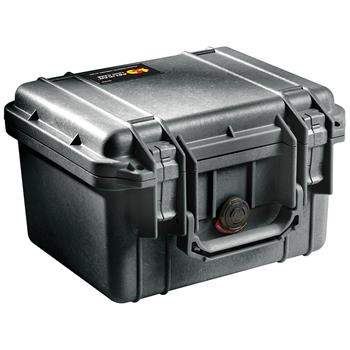 Black Pelican 1300 Case with No Foam
