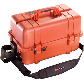 Orange Pelican 1460EMS Case