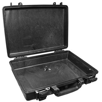 Black Pelican 1470 Case with No Foam