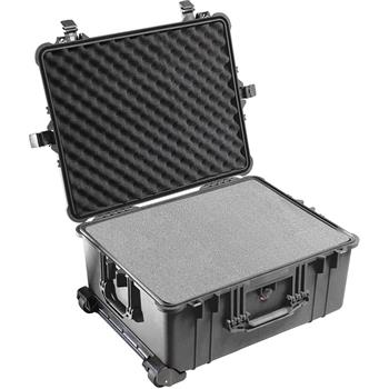 Black Pelican 1610 Case with Foam
