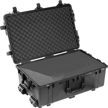 Black Pelican 1650 Case with Foam