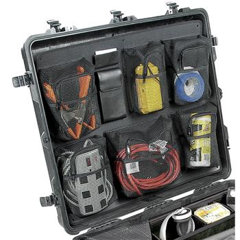 Pelican 1690 Case Lid Organizer (Contents Shown not Included)