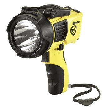 Yellow Streamlight WayPoint LED Spotlight