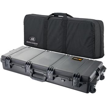 Black Pelican iM3100 Case with Black FieldPak Soft Bag