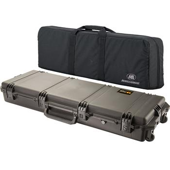 Black Pelican iM3200 Case with Black FieldPak Soft Bag