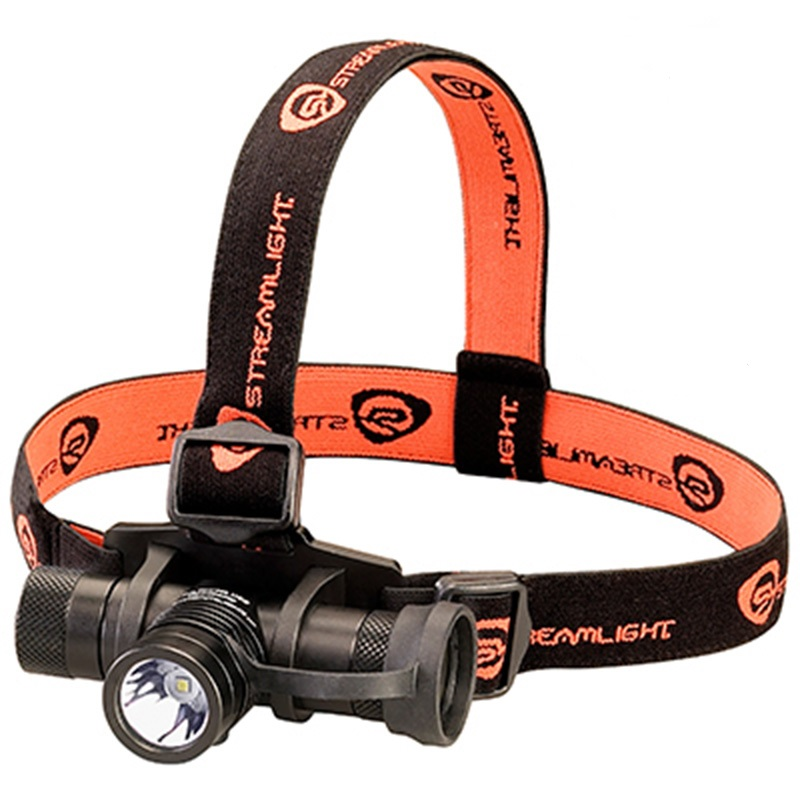 Streamlight ProTac HL® USB Rechargeable Headlamp with AC charge cord