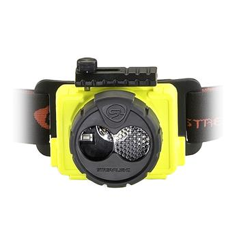 Streamlight Double Clutch LED Headlamp has high or low lighting modes