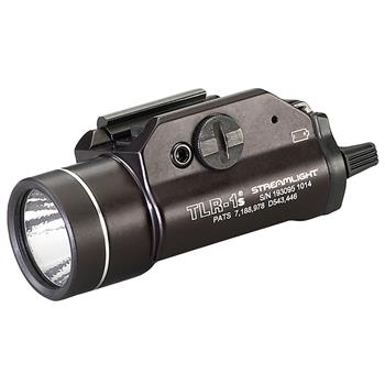 Streamlight TLR-1s Earless Weapon Light