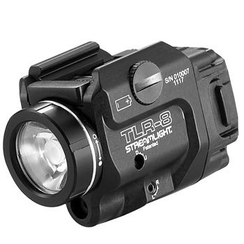 Streamlight TLR-8® Light with a red laser