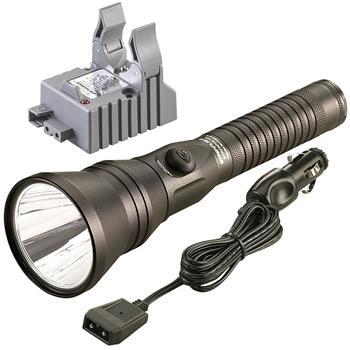 Streamlight Strion DS HPL Rechargeable Flashlight with DC Charge Cord and 1 Base