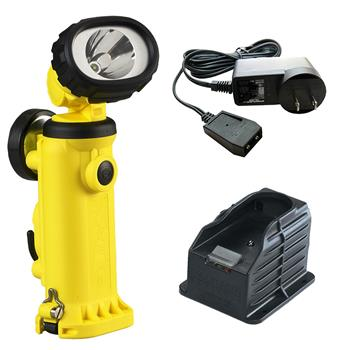 Yellow Streamlight Knucklehead HAZ-LO Worklight