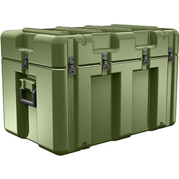Olive Drab Pelican AL3018-1505 Single Lid Case without Foam