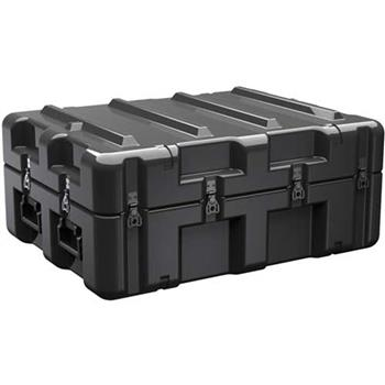 Black Pelican AL3022-0705 Single Lid Flat Case without Foam