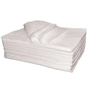 "Oil Absorbent Pads 15"" x 19"" x 3/8"""