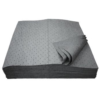 "30"" x 30"" x 3/8"" Universal Absorbent Pads"