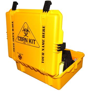 CBRN PPE Kit with Pelican Case