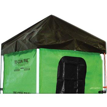 Portable Hazmat De-Con Shower Replacement Roof
