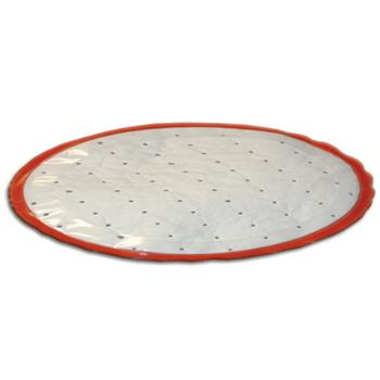 "Oil-Selective 12"" Dia Absorbent Drip Pad"