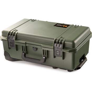 Olive Drab Pelican Hardigg iM2500 Storm Case without Foam