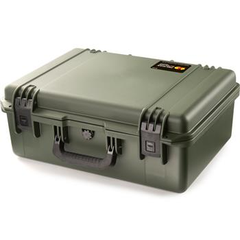 Olive Drab Pelican Hardigg iM2600 Storm Case without Foam