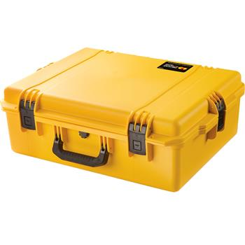 Yellow Pelican Hardigg iM2700 Storm Case without Foam