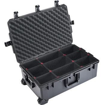 Black Pelican-Hardigg™ iM2950 Storm Case with TrekPak™ dividers