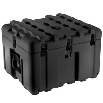 Black Pelican IS2117-1103 Inter-Stacking Pattern Case with Foam