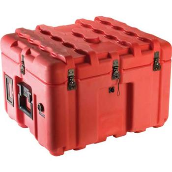 Red Pelican IS2117-1103 Inter-Stacking Pattern Case with Foam