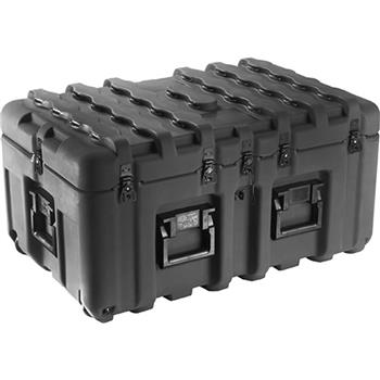Black Pelican IS2917-1103 Inter-Stacking Pattern Case without Foam