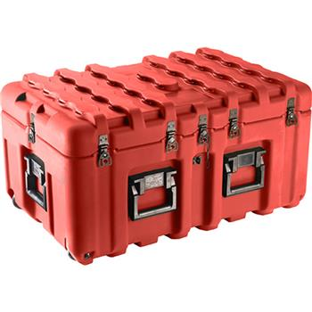 Red Pelican IS2917-1103 Inter-Stacking Pattern Case with Foam