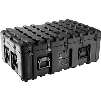 Black Pelican IS3721-1103 Inter-Stacking Pattern Case with Foam