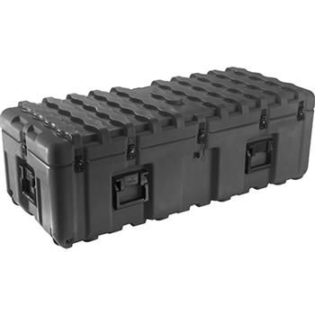 Black Pelican IS4517-1103 Inter-Stacking Pattern Case without Foam