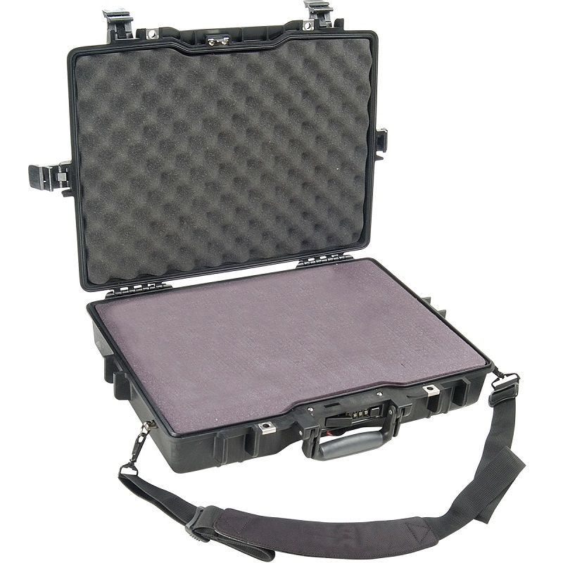 Pelican 1495 Case With Foam Black Lowest Prices