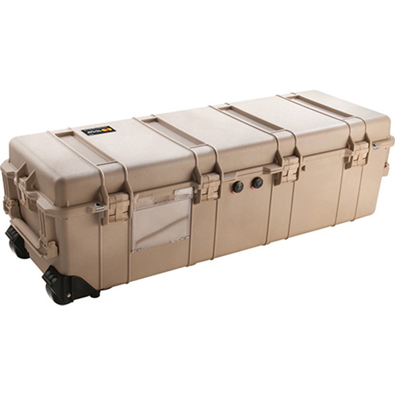 Pelican 1740 Long Case With Foam Desert Tan Lowest Prices