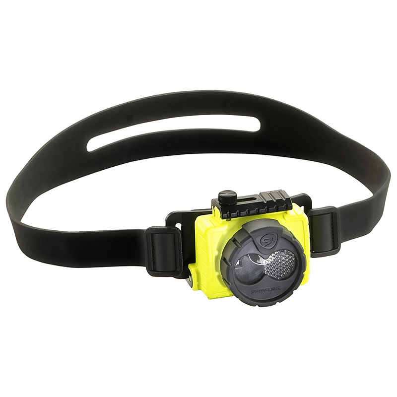 Streamlight Double Clutch LED Headlamp with elastic strap