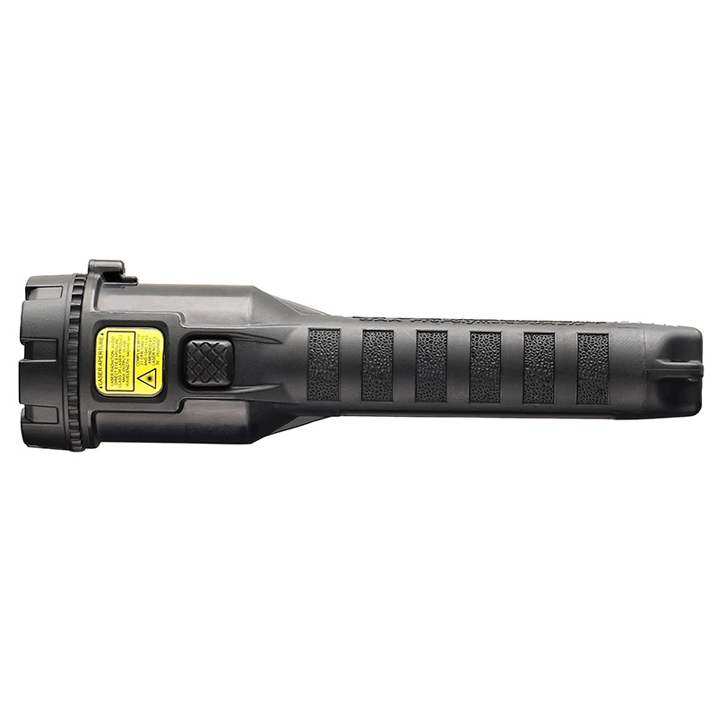 Streamlight Dualie® 3AA Laser LED Flashlight push-button switch