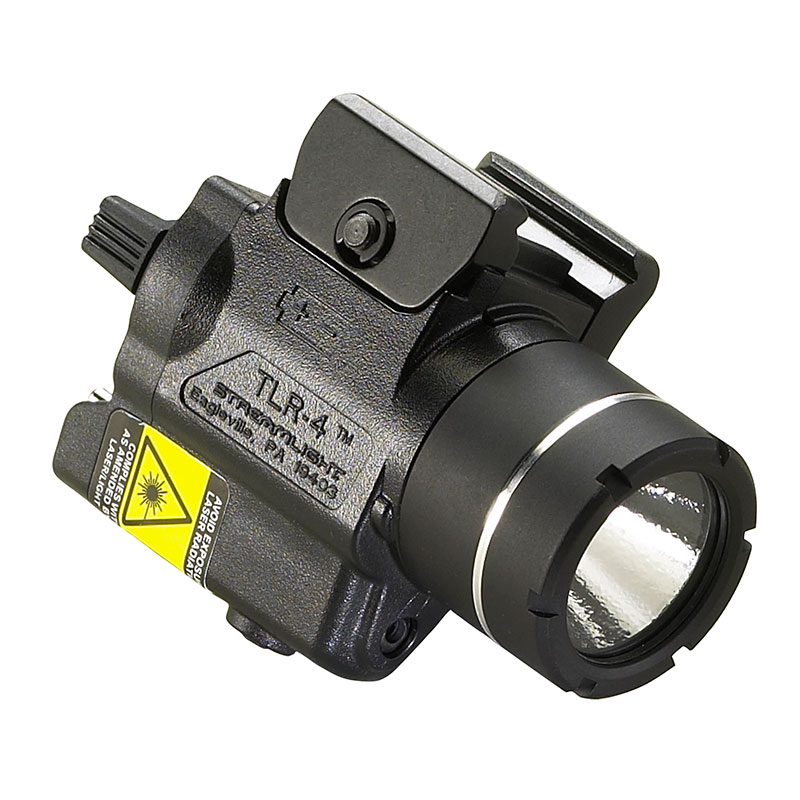 Streamlight TLR-4 Weapon Light is a compact Rail Mounted Tactical Light