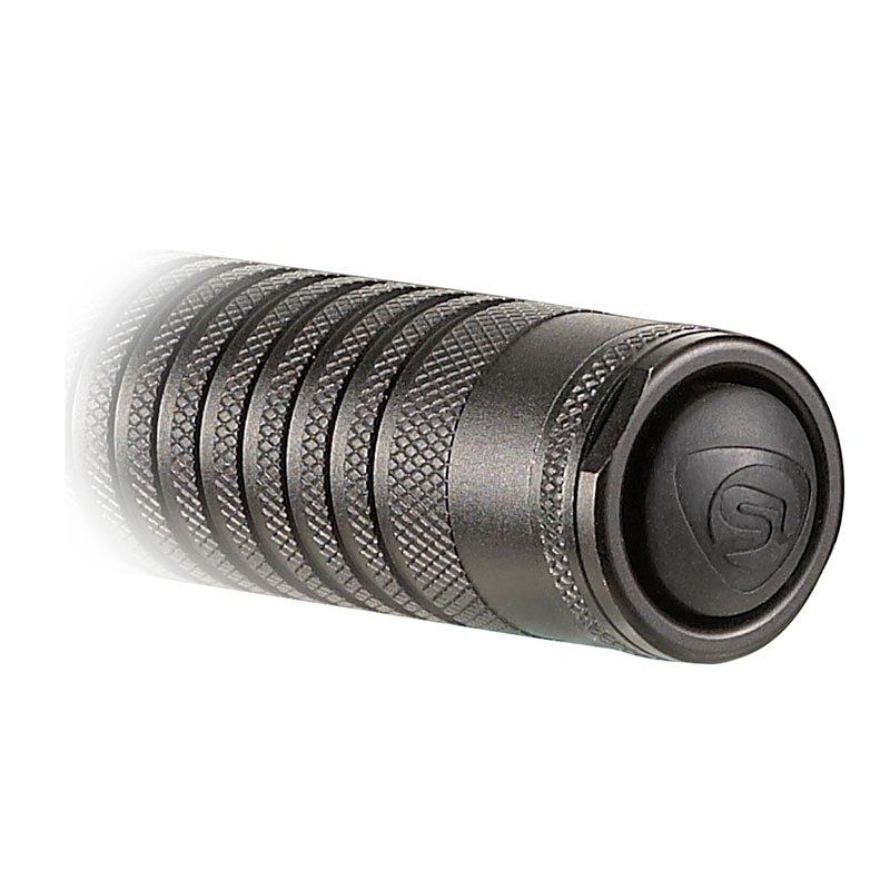 Streamlight Strion DS HL rechargeable flashlight push-button tail cap